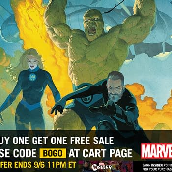 Marvel is Holding a BOGO Digital Comics Sale on their Entire Library