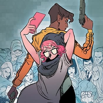 Crowded #1 [Late] Review: A Freelance and Crowdfunded Nightmare