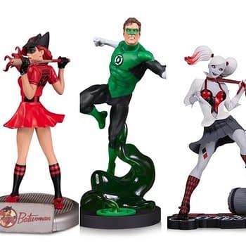 DC Collectibles November Solicits: Batman Harley Quinn Batwoman and More