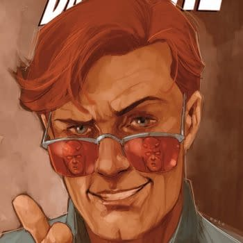 Daredevil #607 cover by Phil Noto