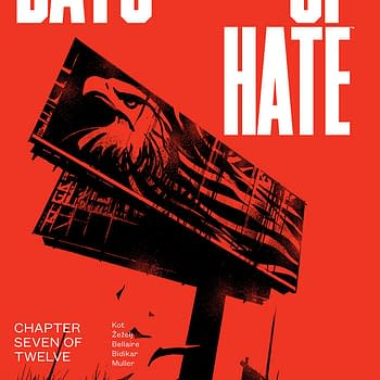 Days of Hate #7 Review: Clarity Problems Dont Undermind the High Quality