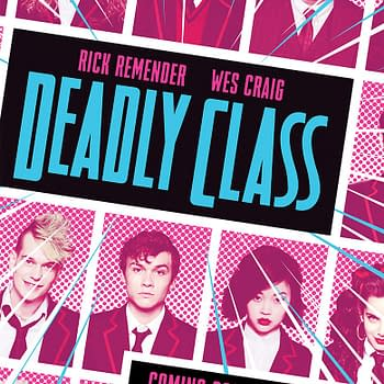 Deadly Class Trailer Released at NYCC Premieres January 16