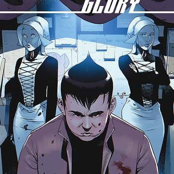Death or Glory #4 [Late] Review: Action and Excitement Ramp Up Again