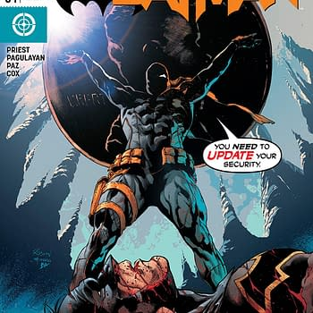 Deathstroke #34 Review: The Batman v. Deathstroke Fight Youve Been Waiting For