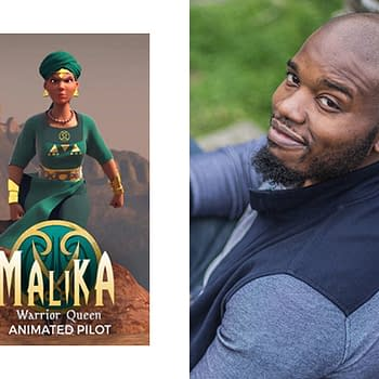 Malika: Warrior Queens Dewunmi Roye Okupe Talks Animation and Kickstarter