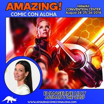 Amazing Comic Con Aloha Still Going on Tomorrow Despite Incoming Hurricane Lane