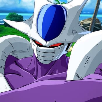 Cooler Receives a New Dragon Ball FighterZ Action Trailer