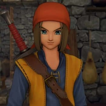 Dragon Quest XI is Getting a Costume From a Previous Chapter in the Series