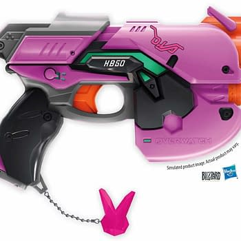 Overwatchs D.Va is Getting Her Bunny Blaster Turned Into a Nerf Gun