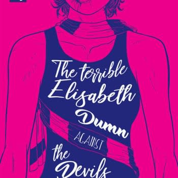 James Robinson to Translate Arabson's The Terrible Elisabeth Dumn Against the Devils in Suits for Image in October