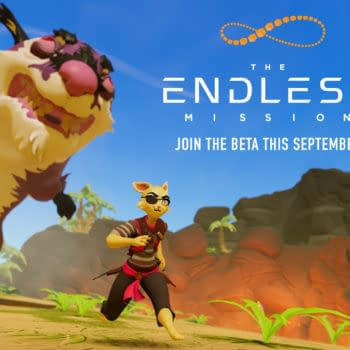 The Endless Mission is Receiving a Beta After PAX West