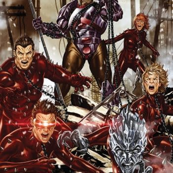 Extermination #2 cover by Mark Brooks