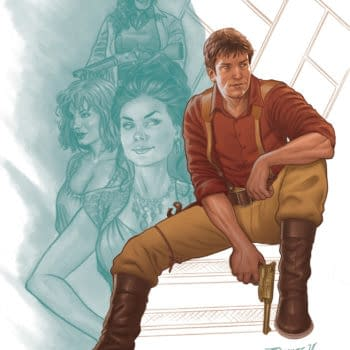 BOOM! Reveals Joe Quinones Variant for Firefly Comics Revival on #MalCrushMonday