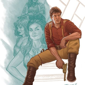 BOOM Reveals Joe Quinones Variant for Firefly Comics Revival on #MalCrushMonday