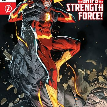 The Flash #53 Review: Strength vs. Speed