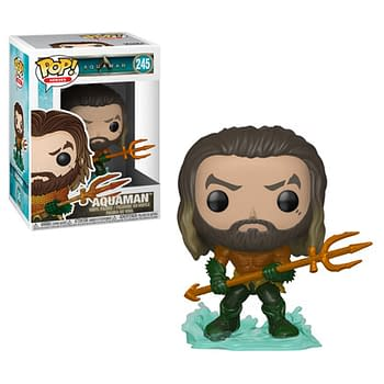 Funko Aquaman Pop