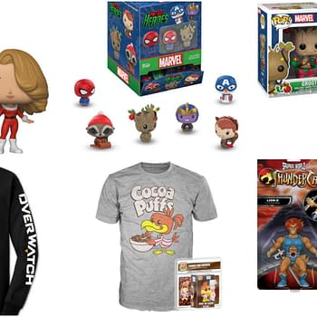 Funko Round-Up: Marvel Holiday Mariah Carey Cereal Pop Tees Thundercats And More