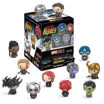 Marvel Studios 10th Anniversary Funko Pint Size Heroes Hit Stores This Fall