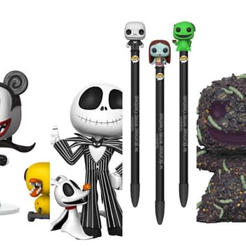 Funko is Celebrting the 25th Anniversary of Nightmare Before Christmas