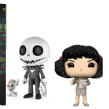 Funko Round-Up: Nightmare Before Christmas Cuphead SNL Sonic