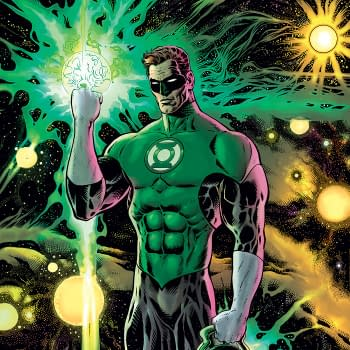 Liam Sharp Reveals the Secrets Behind Grant Morrisons Green Lantern Scripts