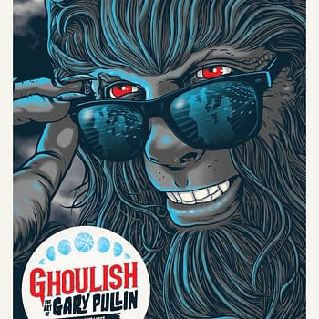Ghoulish: The Art of Gary Pullin a Must-Have for Horror Aficionados [Review]