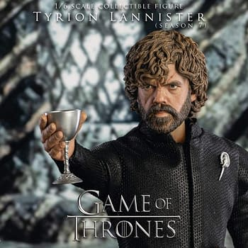 Game of Thrones Favorite Tyrion Lannister Gets a New 1/6 Scale Figure from Threezero