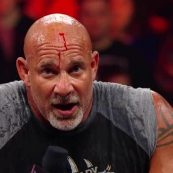 Goldberg Is Coming Back To Face Bobby Lashley At SummerSlam. Yay…