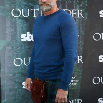 "Graham McTavish Talks 'Aquaman' Role, Is Puzzled by ""Secrecy Nowadays"""