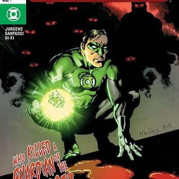 Green Lanterns #52 Review: A Corps Divided Against Itself