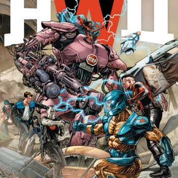 Just Following Orders? A Harbinger Wars 2 Finale Moral Quandary in Valiant Previews for 8/29/18