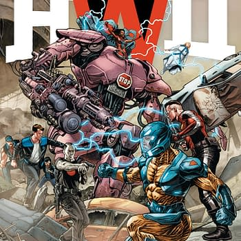 Just Following Orders A Harbinger Wars 2 Finale Moral Quandary in Valiant Previews for 8/29/18