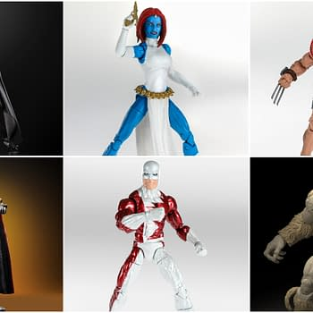 New Marvel Legends and Star Wars Black Series Figures Revealed at Fan Expo Canada