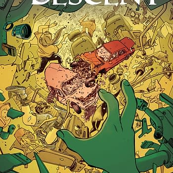 Her Infernal Descent #4 Review: Another Emotionally Powerful Issue
