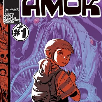 House Amok #1 Review: An Interesting Clue-Filled Story but More Tell than Show