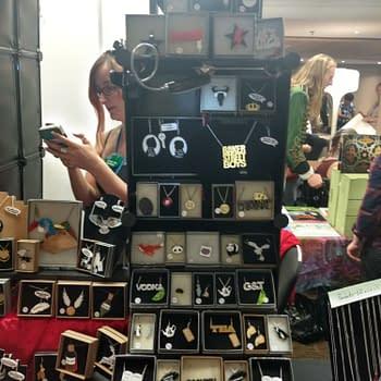 The Vendors of Nine Worlds Geekfest London 2018