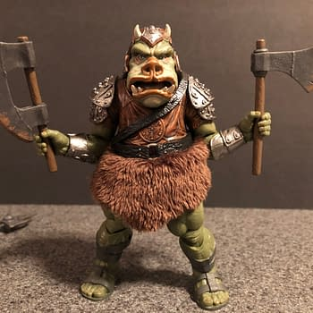 Lets Take a Look at the Star Wars Black Series Gamorrean Guard
