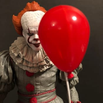 Lets Take a Look at NECAs Pennywise (2017) Figure