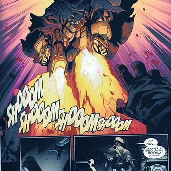 Cable Revisits Own Death All Was Not What It Seemed (#4 Spoilers)