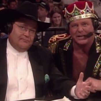 Wrestling Legend Jim Ross Regrets Supporting Donald Trump