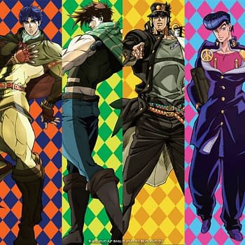 Twitch Partners with VIZ Media to Stream JoJos Bizarre Adventure