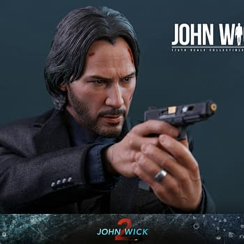 John Wick Hot Toys Release Coming in Fall 2019