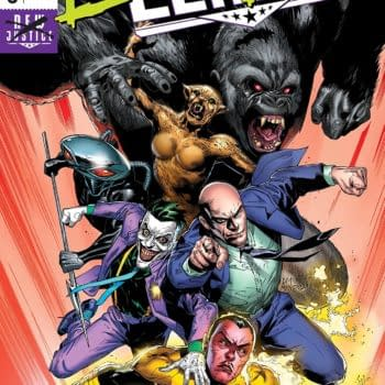Justice League #5 cover by Doug Mahnke, Jaime Mendoza, and Wil Quintana