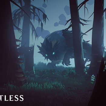 The Coming Storm Expansion Is Now Live on Dauntless