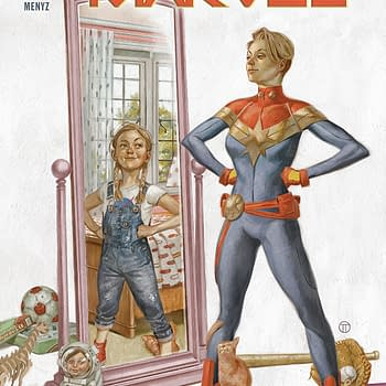 The Life of Captain Marvel #2 Review: Emotions and Revelations for Earths Mightiest Hero