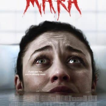 Mara: Exclusive Clip from New Sleep Paralysis Horror Starring Olga Kurylenko