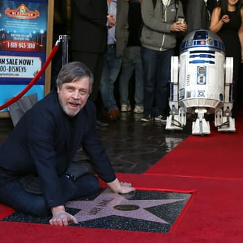 Mark Hamill Thinks Carrie Fisher Should Have a Star Instead of Trump