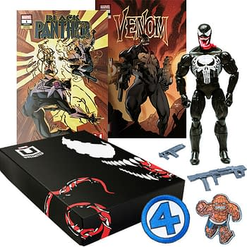 Marvel Legends Venomized Punisher Figure Part of New Marvel Unlimited Annual Plus Package