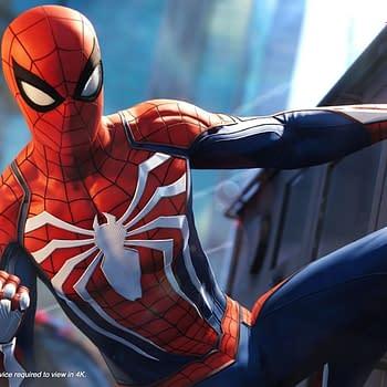 Marvel Games Teases Fantastic Four Content for Marvels Spider-Man