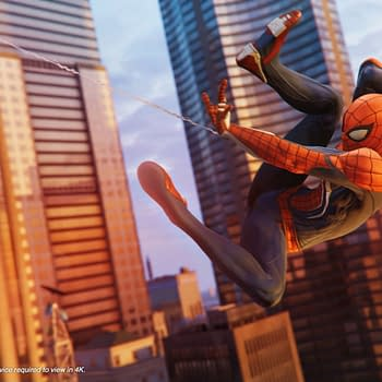 Marvels Spider-Man Coming Close to a PS4 Completion Record